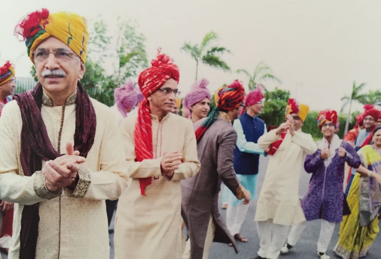 A Big Slim Indian Wedding and the lessons I learned